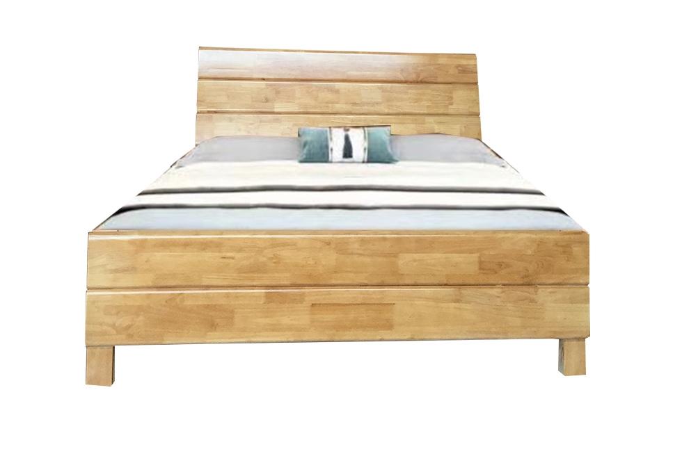 1.2米儿童橡木实木床
