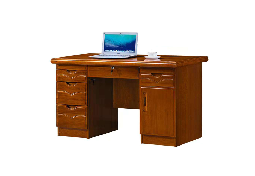 1.2米橡木办公桌